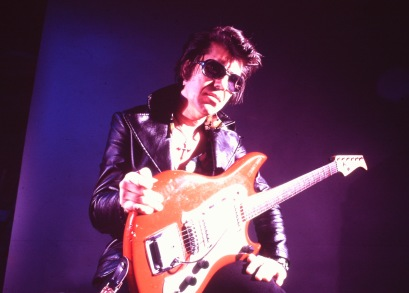 Link Wray. Photo by Bruce Steinberg courtesy linkwray.com / Kino Lorber.