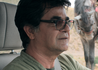 Jafar Panahi in a scene from <i>3 Faces</i>, courtesy Kino Lorber