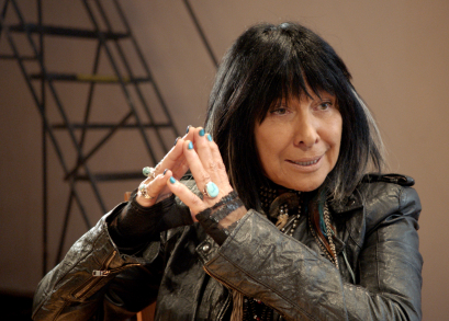 Buffy Sainte-Marie. Photo courtesy Rezolution Pictures / Kino Lorber.