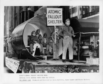 Original publicity still for The Atomic Cafe (1982), courtesy of Kino Lorber