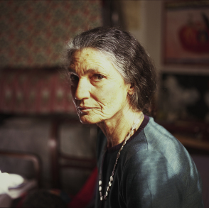Benedetta Barzini in a scene from The Disappearance of My Mother, courtesy Kino Lorber