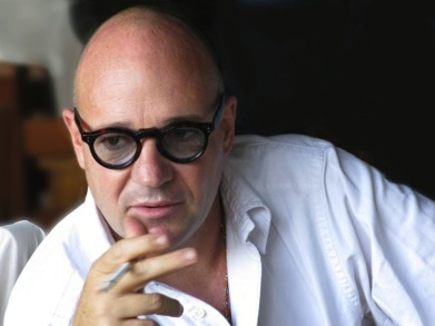 Production Image - Director Gianfranco Rosi