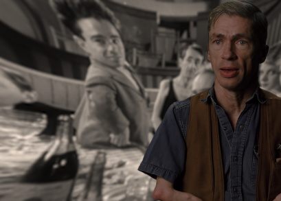 Mat Fraser in <i>Code of the Freaks</i>, courtesy Kino Lorber