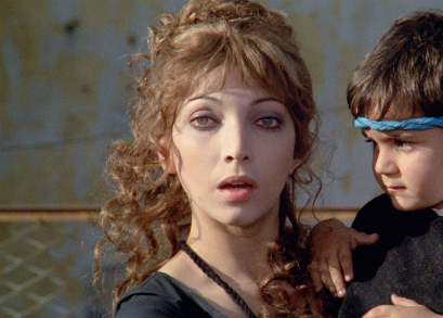 Mariangela Melato as Fiorella Meneghini in THE SEDUCTION OF MIMI.