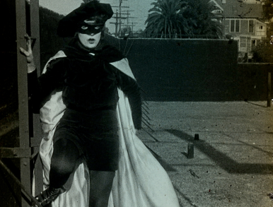 A scene from THE PURPLE MASK, part of the PIONEERS: FIRST WOMEN FILMMAKERS collection from Kino Lorber Repertory.