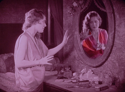 A scene from THE RED KIMONA, part of the PIONEERS: FIRST WOMEN FILMMAKERS collection from Kino Lorber Repertory.