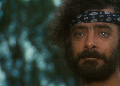 Giancarlo Giannini as Gennarino Carunchio in SWEPT AWAY.