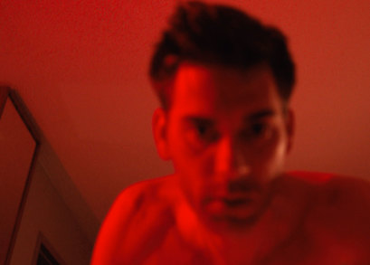Drew Fuller in a scene from Test Pattern, courtesy Kino Lorber