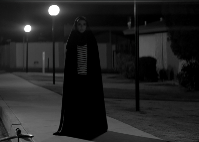 A Girl Walks Home Alone At Night Sheila Vand
