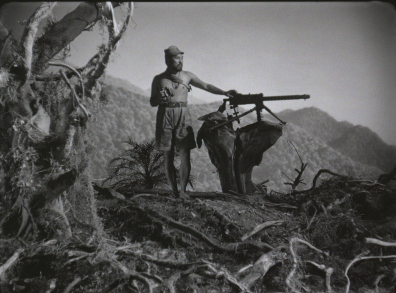 One man holds out in Josef von Sternberg's ANATAHAN.