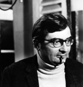 Portrait of Claude Chabrol