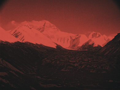 Still from EPIC OF EVEREST.