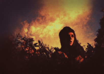 Clara Furey in a scene from Guy Maddin's THE FORBIDDEN ROOM.