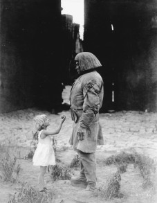 Scene from THE GOLEM