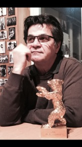 Jafar Panahi w/Berlinale Golden Bear