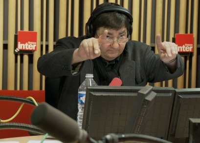Alain Bedout in LA MAISON DE LA RADIO, a film by Nicolas Philibert.