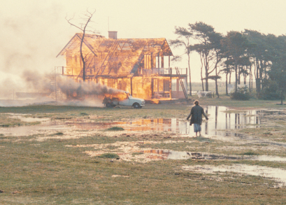 Susan Fleetwood in Andrei Tarkovsky's THE SACRIFICE.