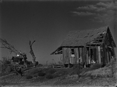 Scene from Jean Renoir's THE SOUTHERNER (1945).