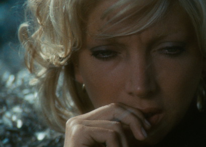 Mariangela Melato as Raffaella Pavone Lanzetti in SWEPT AWAY.
