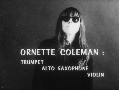 Original music composed and performed by Ornette Coleman.