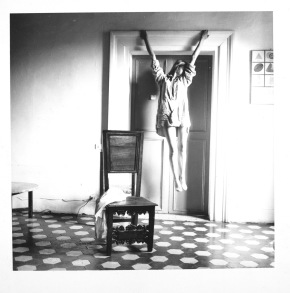 Photo by Francesca Woodman. 