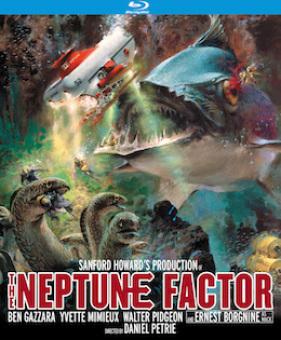 The Neptune Factor - Kino Lorber Theatrical