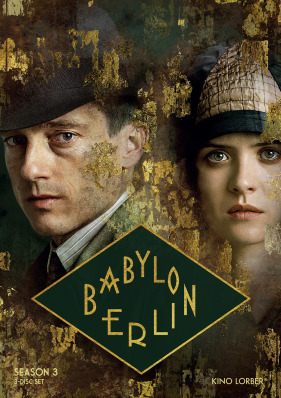 Babylon Berlin Dvd