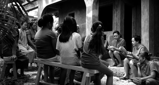 Lav Diaz's <i>The Woman Who Left</i>. Courtesy of Kino Lorber.