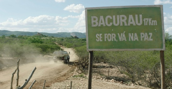 A scene from <i>Bacurau</i>, courtesy Kino Lorber