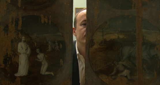 Matthijs Ilsink, art historian - The Flood and Hell  Rotterdam - Museum Boijmans Van Beuningen