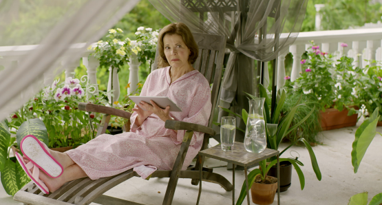 Jessica Walter in a scene from <i>Keep the Change</i>, courtesy Kino Lorber