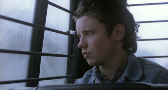Julian Firth as Davis in Alan Clarke's SCUM