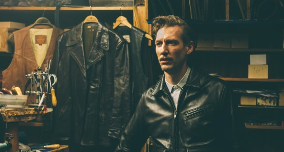 Pekka Strang as Touko Laaksonen a.k.a. Tom of Finland. Photo by Josef Persson, courtesy Kino Lorber.