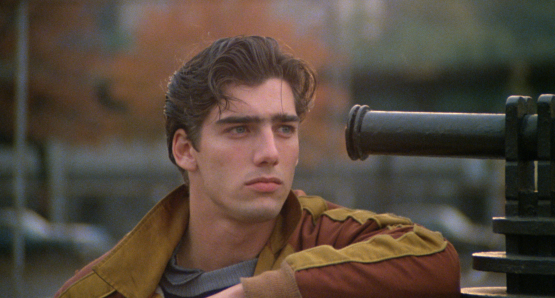 Ken Wahl as Richie in THE WANDERERS.
