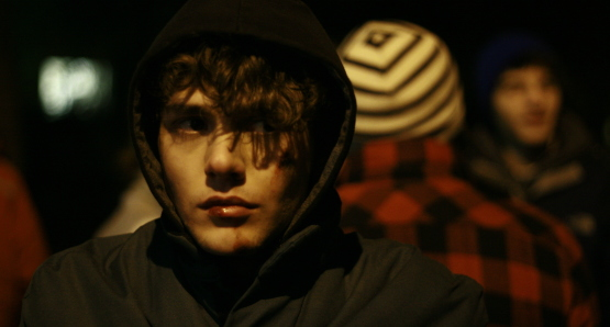 Xavier Dolan in I KILLED MY MOTHER.