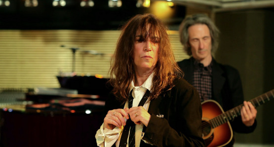 Patti Smith as La chanteuse