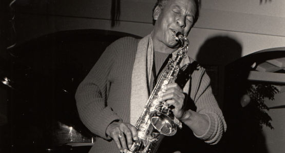 Frank Morgan playing circa 1992
