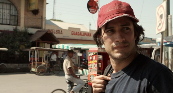 Gael Garcia Bernal, Mexico - February 2011