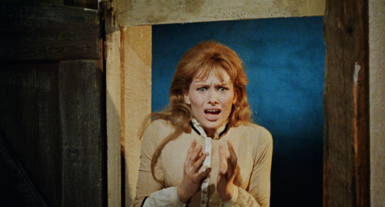 Erika Blanc as Monica Schuftan in Mario Bava's KILL, BABY...KILL!