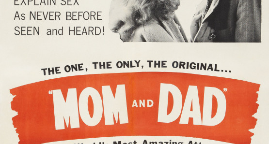 MOM AND DAD poster.