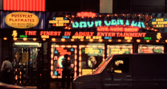 Dirty Old New York, captured in all its glory in Bette Gordon's VARIETY.
