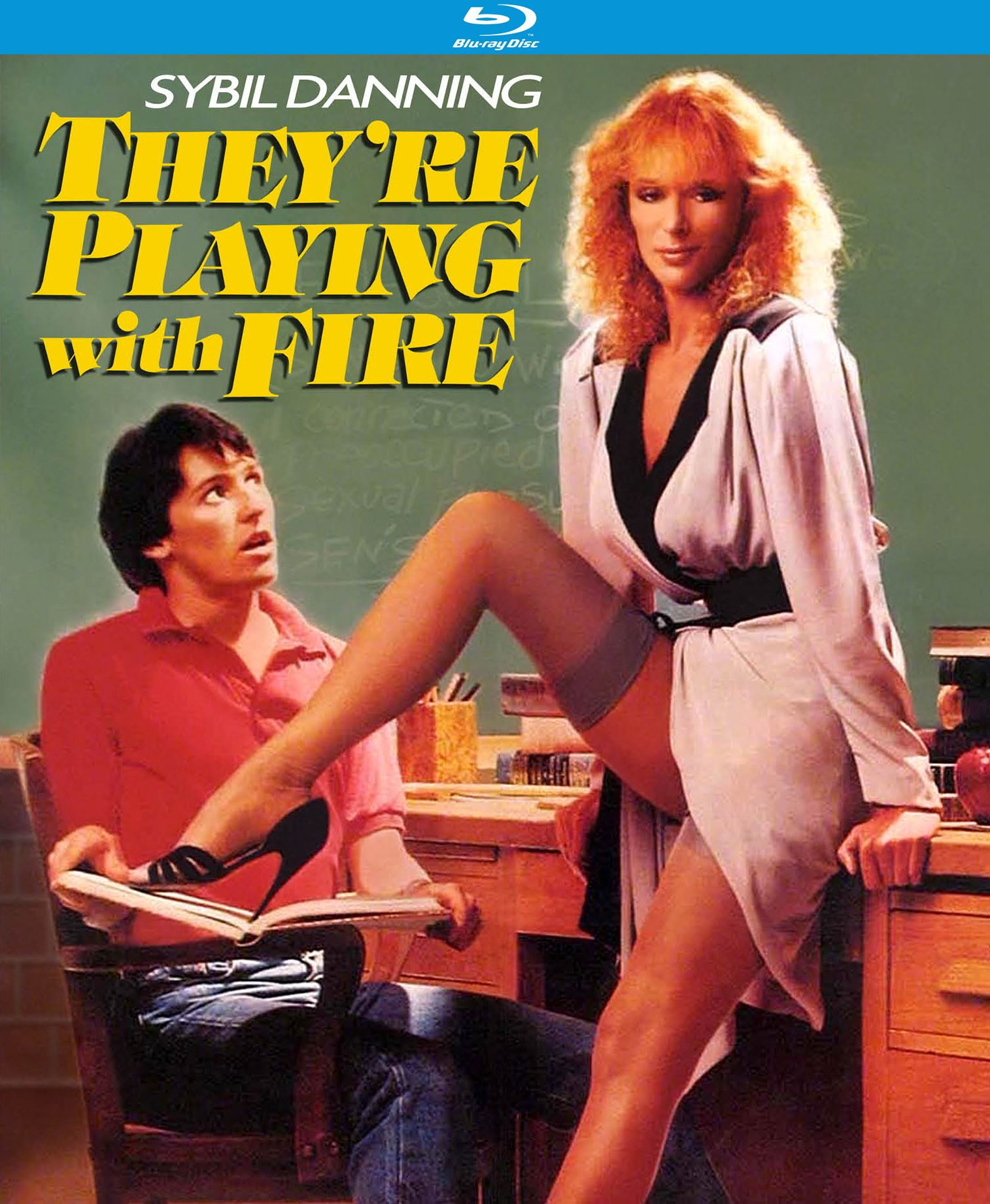 They Re Playing With Fire Kino Lorber Theatrical