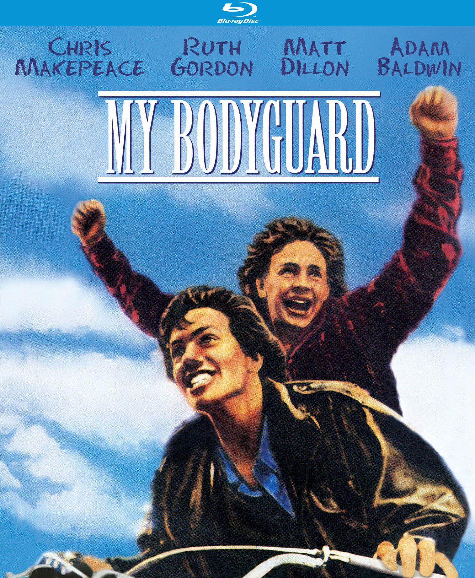 Matt Dillon My Bodyguard