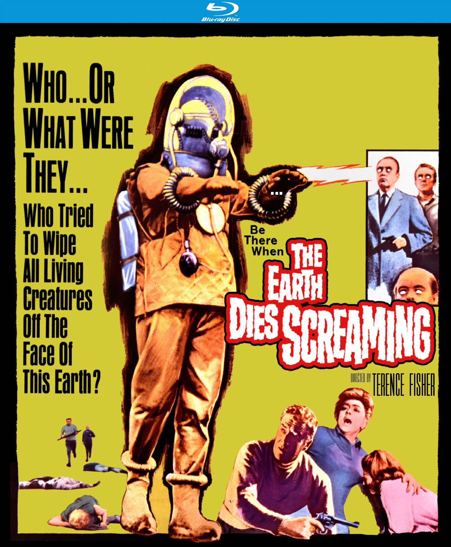 The Earth Dies Screaming - Kino Lorber Theatrical