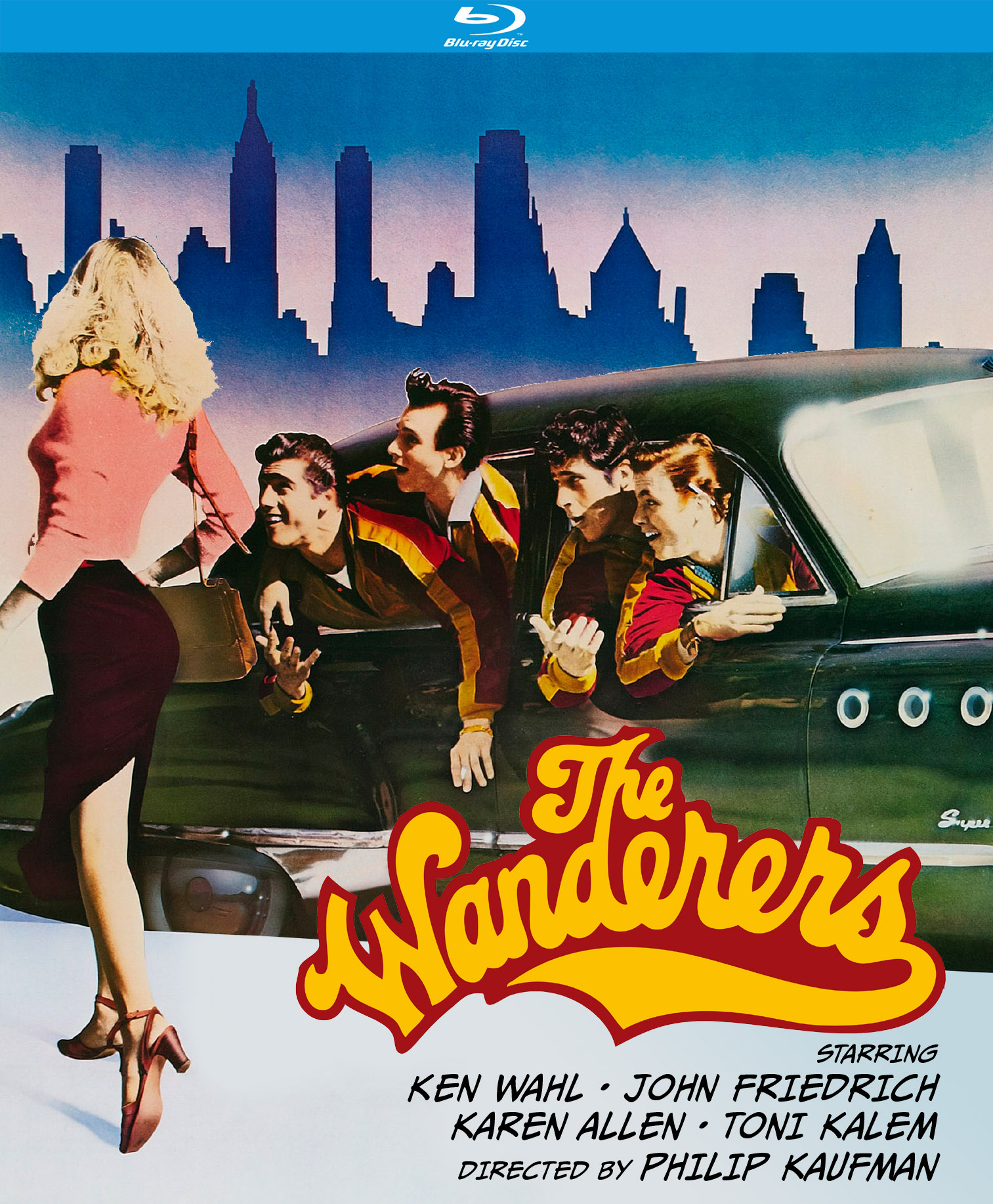 The Wanderers Blu Ray Kino Lorber Home Video