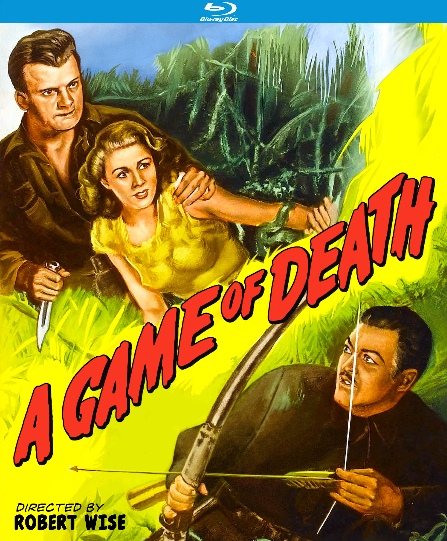 A Game of Death (Blu-ray) - Kino Lorber Home Video
