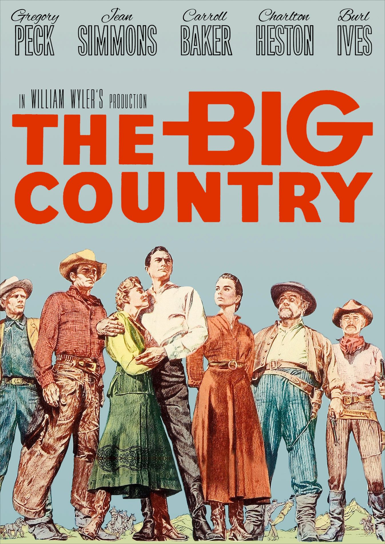 The Big Country 60th Anniversary Special Edition 2