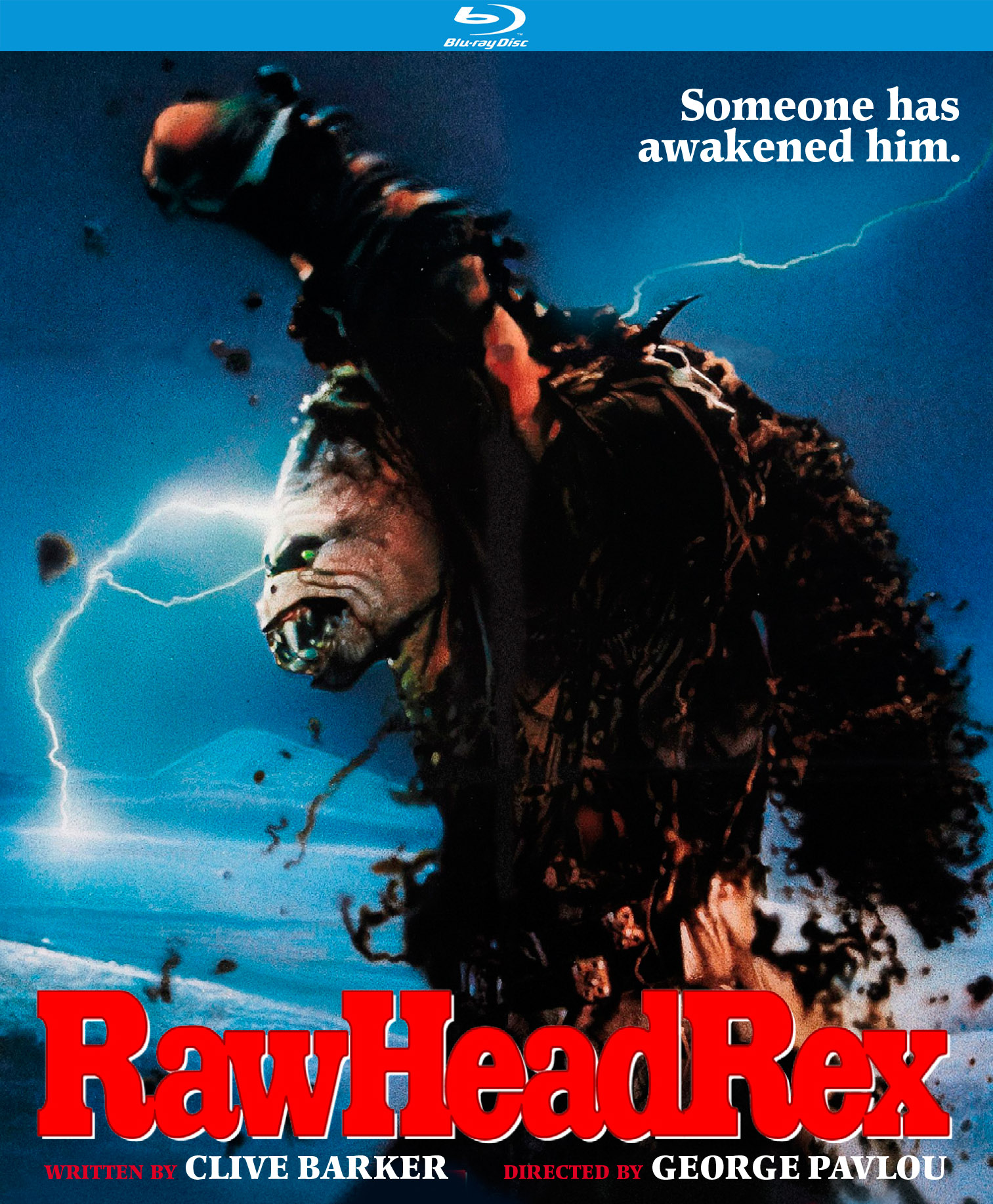 Image result for RAWHEAD REX BLU-RAY