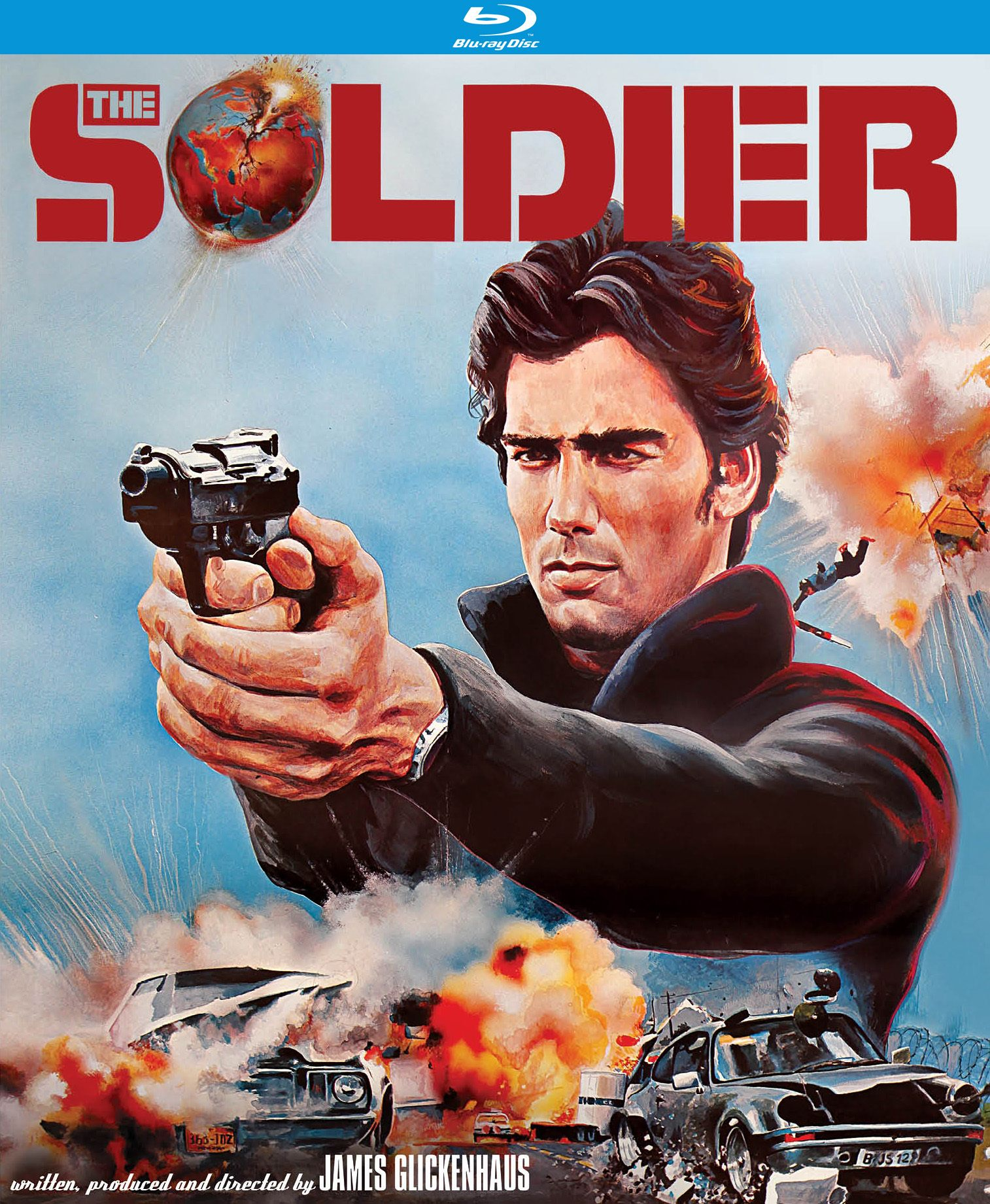 The Soldier - Kino Lorber Theatrical