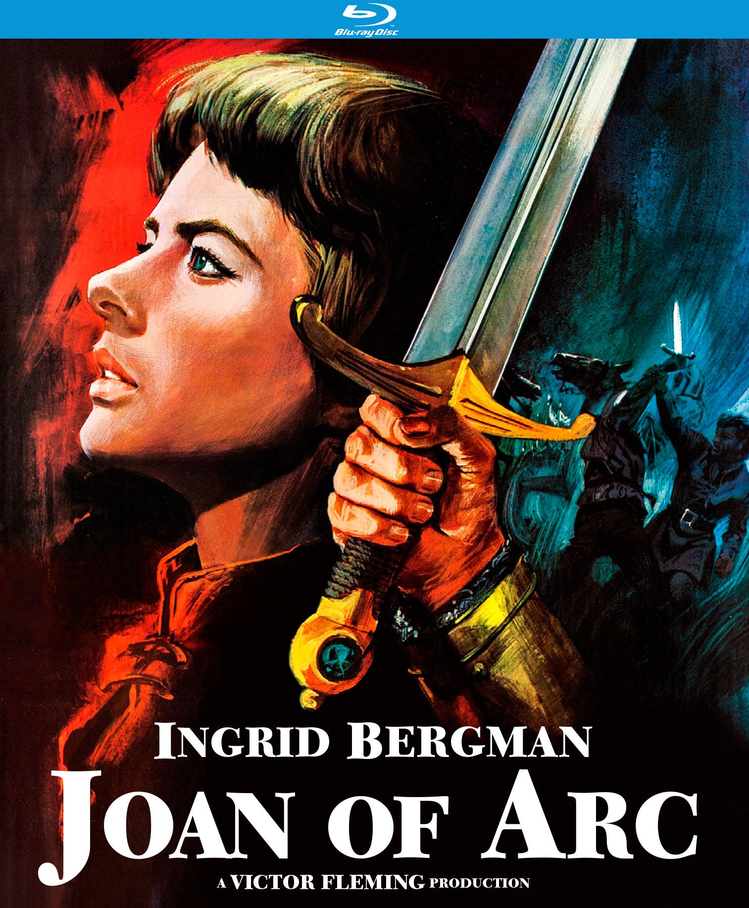 Joan Of Arc 70th Anniversary Blu Ray